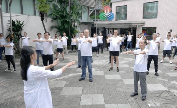 澳廣視 「2019世界挑戰日」